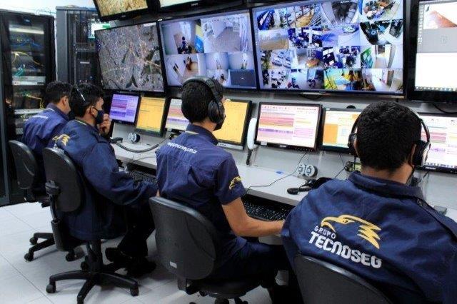 Empresas de segurança eletronica em goiania