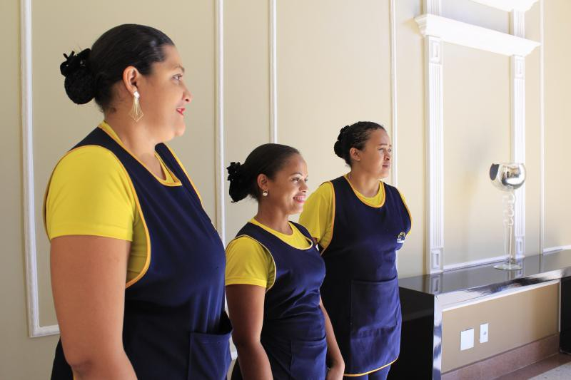 Serviços de limpeza e conservação empresas