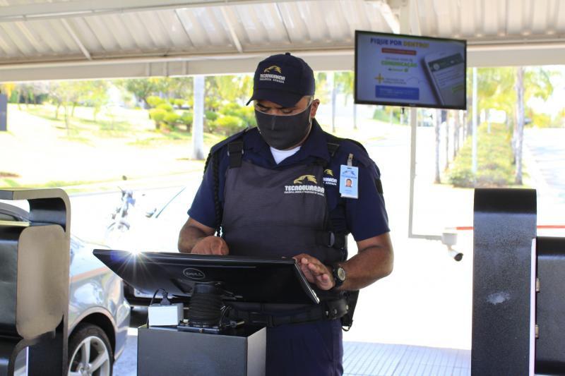 Serviços de segurança eletronica